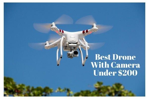best gps camera drone under 200